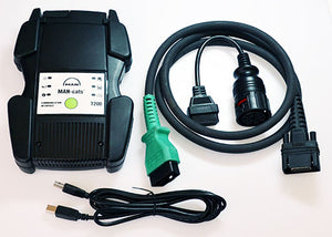 MAN Cats II \ Cats III - T200 Heavy Duty Truck Diagnostic Interface With Laptop Ready To Work