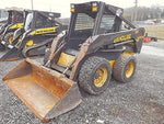 New Holland LS180.B LS185.B LS190.B Skid Steer Loader Official Workshop Service Repair Technical Manual