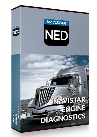 International Navistar Engine Diagnostics NED 2017 -Diagnostic & Programming Service Tool - Online Installation Service !