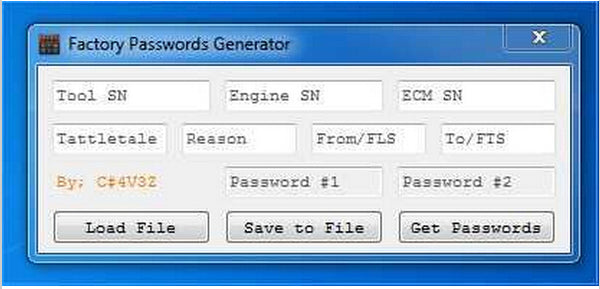 CAT Caterpillar FACTORY PASSWORDS GENERATOR 2013 - For CAT ET [USB dongle]  - All Models Up To 2013
