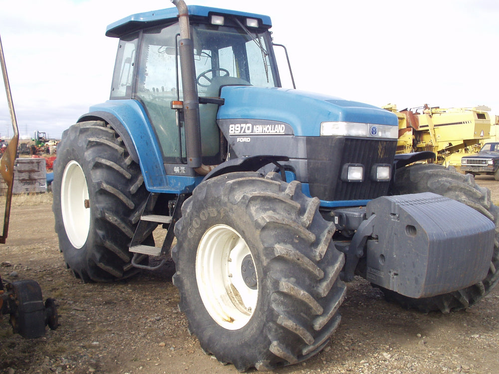 Ford New Holland Series 70 70A Tractors Official Workshop Service Repair Technical Manual