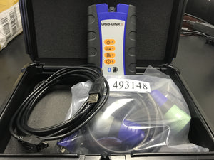 124032 Nexiq USB Link 2 Genuine Heavy Duty Diagnostic Kit With ALL Software Package - Caterpillar -Cummins-Detroit Diesel-Volvo-Allison-Hino And More !!!