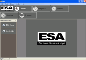 PACCAR ESA Electronic Service Analyst v4.4.9.259 SW Flash files & Server Update Include Paccar Programming Files & Online Installation Service