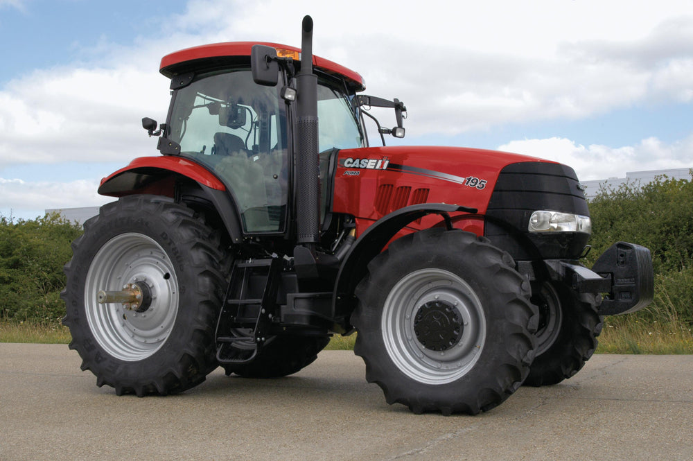 Case IH Puma 165 Puma 180 Tractors Without Multicontroller Official Workshop Service Repair Manual