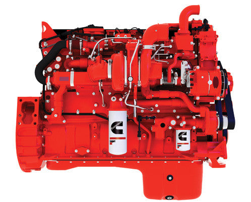Cummins Signature ISX QSX15 Engine Workshop Service Manual PDF Mac & Windows Support !! 2 OEM Manuals Set