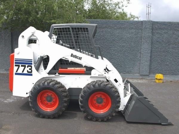 Bobcat 773 G Series Skid Steer Loader High Flow\Turbo Workshop Service Manual