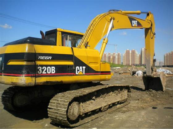 Caterpillar 320b Excavator Electrical System Manual