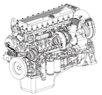 Case IH F3CE0684A*E001 F3CE0684B*E003 Engines Cursor Official Workshop Service Repair Manual