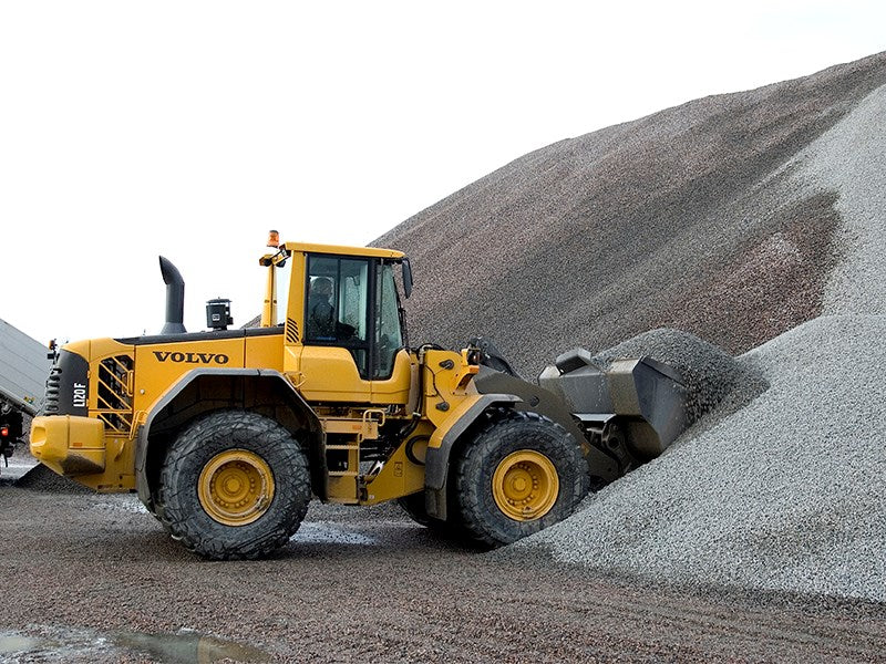Volvo L120F Wheel Loader Factory Workshop Service Repair Manual
