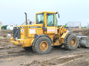 Volvo L70D Wheel Loader Factory Workshop Service Repair Manual