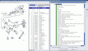 VOLVO Penta EPC II 05 2015 Parts Manuals Software For All Volvo Engines Up To 2016 - Online Installation Free !!