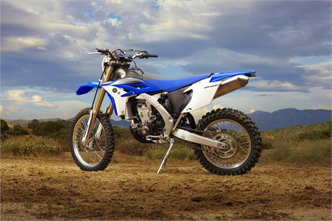 Yamaha WR250 WR250F Workshop Service Repair Manual 2011-2012