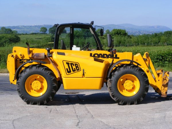 Jcb Robot Parts Repair Service Manual