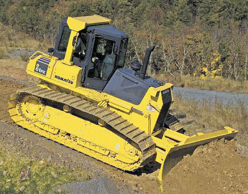 Komatsu D61EX-15 D61PX-15 Bulldozer Official Workshop Service Repair Technical Manual