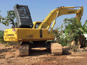 Komatsu PC350-6 PC350LC-6 Excavator Official Workshop Service Repair Technical Manual