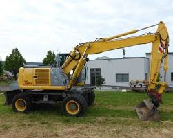 New Holland MhCity MhPlus Mh5.6 Tier III Wheel Excavator Official Workshop Service Repair Technical Manual