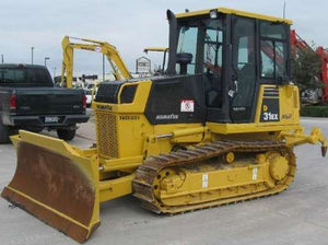 Komatsu D31EX-21 D31PX-21 Bulldozer Official Workshop Service Repair Technical Manual