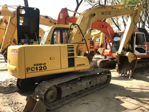 Komatsu PC100-6 PC120-6 Excavator Official Workshop Service Repair Technical Manual