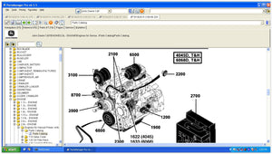 John Deere Parts Manager Pro v6.5.5 EPC -John Deere ALL Models (CF & AG & CCE )Parts Manuals Software 2016  - Online Installation Service Included !