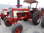IH International Harvester 544 656 666 686 Farmall Diesel & Non-Diesel Tractor Service Repair Manual