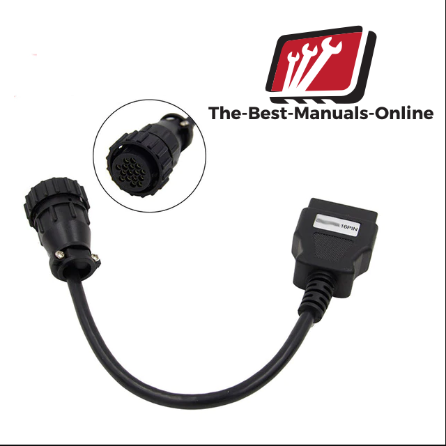 DAF / PACCAR  VCI Lite Interface & Davie Software KIT - Diagnostic Adapter- Include Latest 2018 Davie XDc II And Development Tools ! Full Online Installation & Support !