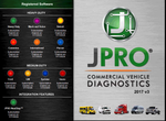 Noregon J-PRO JPRO Commercial Fleet Diagnostics Software 2017 V3 NEW VERSION !!  Full Installation Online!  !
