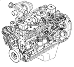 New Holland CNH U.K. Engines F4BE0454B F4BE0484D F4BE0484E F4BE0684B F4BE0684M Workshop Service Repair Manual