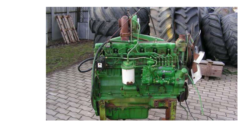 John Deere 6076 Engines Component Technical Service Manual