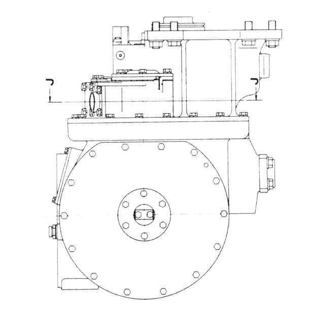 Komatsu Towing Winch DWT031 DWT045 DWT053 Official Workshop Service Repair Manual