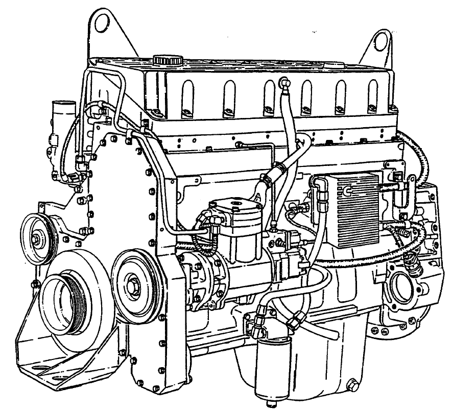 Cummins M11 Series Engine Official Specification Manual
