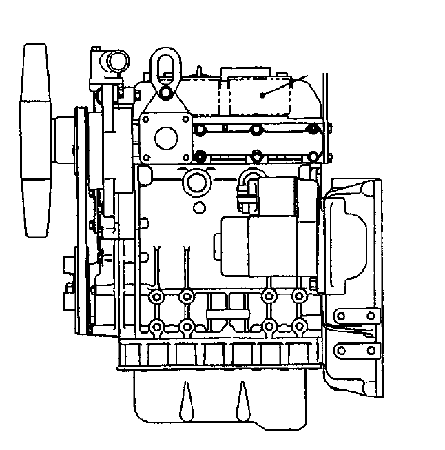 Cummins 3D84E 4D84E 4D88E Series Diesel Engine Official