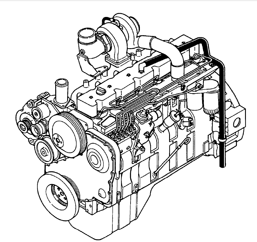 Cummins KDC 614 Series Engine Official Specification