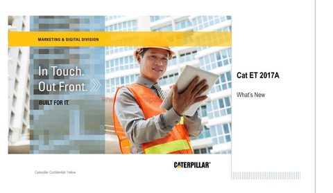 Caterpillar Cat SIS 2017 New Version! Last Update 01/2017 - Include Cat ET2017A & Flash Files 2016 - Complete & Latest Package (Diagnostics & Epc)