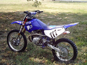 Yamaha TTR125 TTR125M TT-R125(M) Service Repair Manual (Multilang) 2000