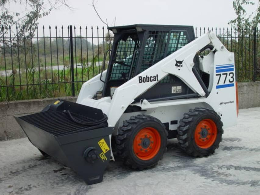 Bobcat 773  Series Skid Steer Loader  Workshop Service Manual