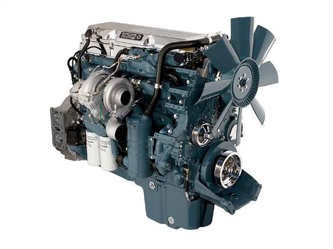 Detroit Diesel MBE 4000 Engines Official Application & Installation Manual