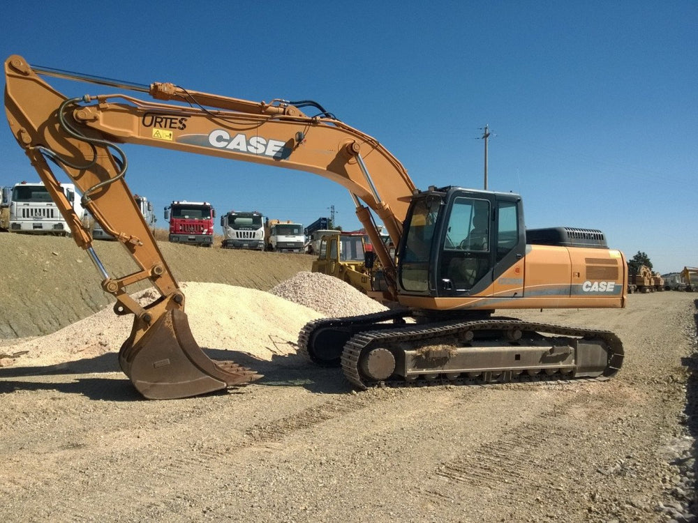 Case CX290B Crawler Excavator Workshop Service Repair Manual
