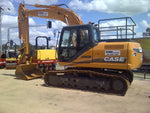 CASE CX160B CX180B Crawler Excavator Workshop Service Repair Manual