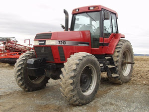CASE IH 7100 7200  Tractors Series Official Workshop Service Manual
