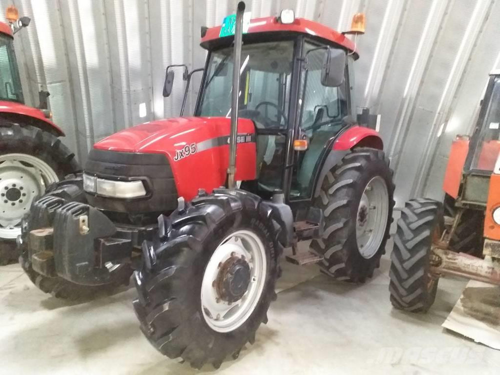 Case IH JX60 JX70 JX80 JX90 JX95 Tractors Official Workshop Service Repair Manual