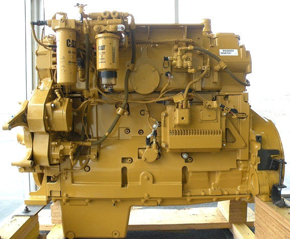 caterpillar c15 on highway truck engine electrical system