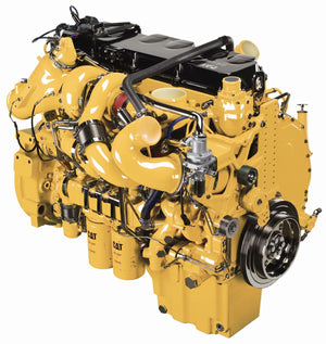 Caterpillar C11 C13 C15 C16 C18 ACERT Truck Diesel Engine Official Workshop Service Repair Manual