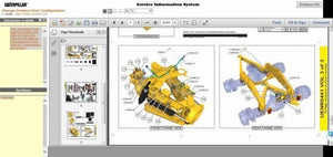 SIS 2017 Diagnostics & Epc For All Caterpillar Models - Last Update 07/2017 EPC & Service Information System- Full Online Installation & Support Service !