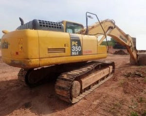 Komatsu PC350LCD-8 PC350NLC-8 Hydraulic Excavator Official Workshop Service Manual