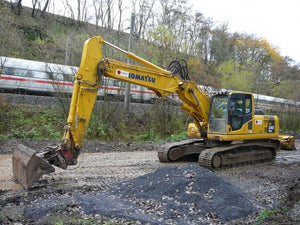 Komatsu PC240LC-8 PC240NLC-8 Hydraulic Excavator Official Workshop Service Manual
