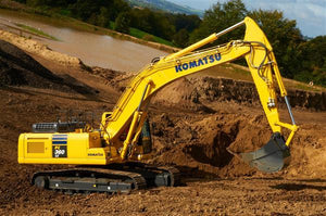 Komatsu PC360LC-10 PC390LC-10 Hydraulic Excavator Official Workshop Service Manual