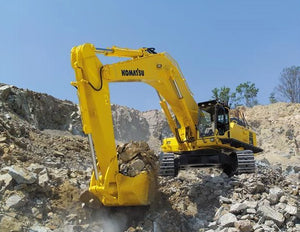 Komatsu PC800-8 PC800LC-8 Hydraulic Excavator Official Workshop Service Manual