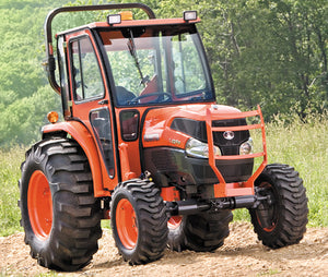 Kubota L40 Tractor Official Instruction Manual