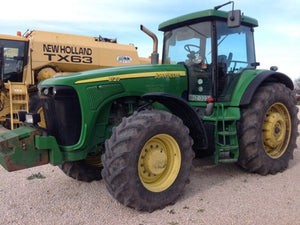 John Deere 8120 8220 8320 8420 8520 Tractors Official Diagnostics and Test Technical Manual TM1980