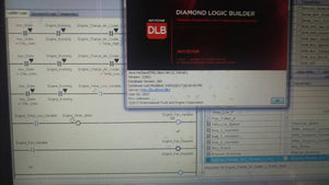International Diamond Logic Builder (DLB) 2019 Diagnostic Software - Level3 - All Parametres & Options Enabled